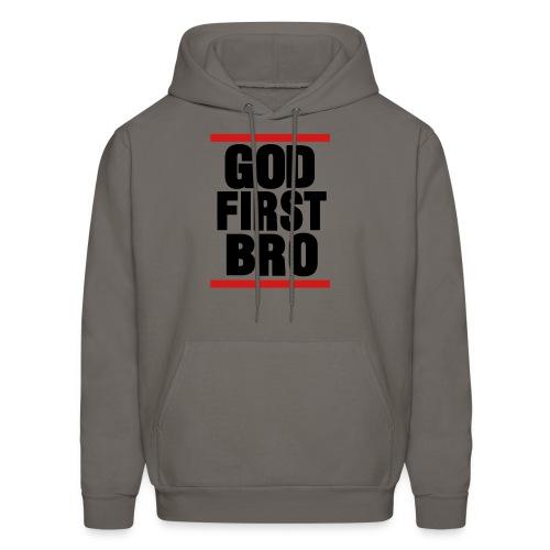 God First Bro - Men's Hoodie