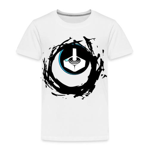 Dark Hole Games Official T-Shirt | Kid's - Toddler Premium T-Shirt
