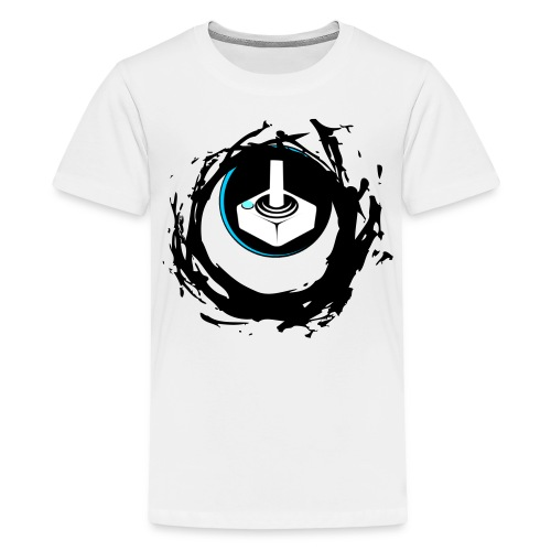 Dark Hole Games Official T-Shirt | Kid's - Kids' Premium T-Shirt