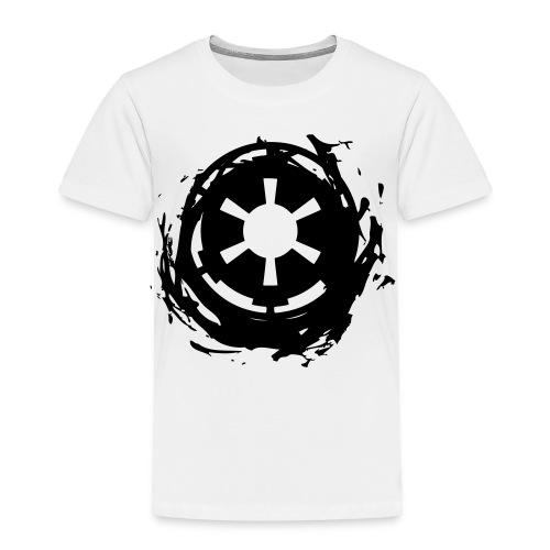 DarkJedi Official T-Shirt | Kid's - Toddler Premium T-Shirt