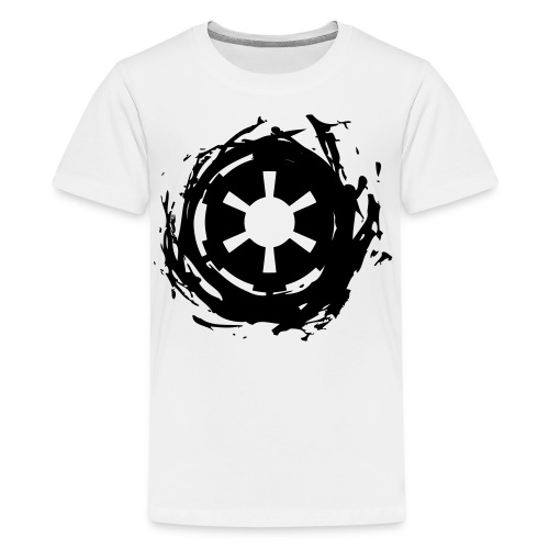 DarkJedi Official T-Shirt | Kid's - Kids' Premium T-Shirt