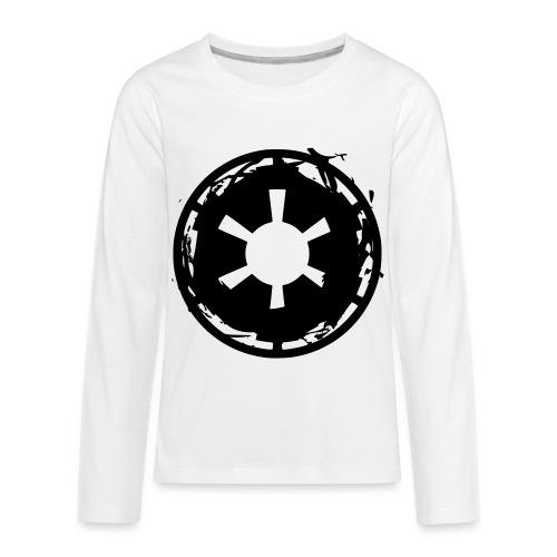 DarkJedi Official T-Shirt | Kid's - Kids' Premium Long Sleeve T-Shirt