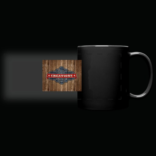 American Made Creations Mug - Full Color Panoramic Mug