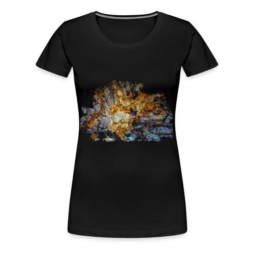 Cave - T-shirt premium pour femmes