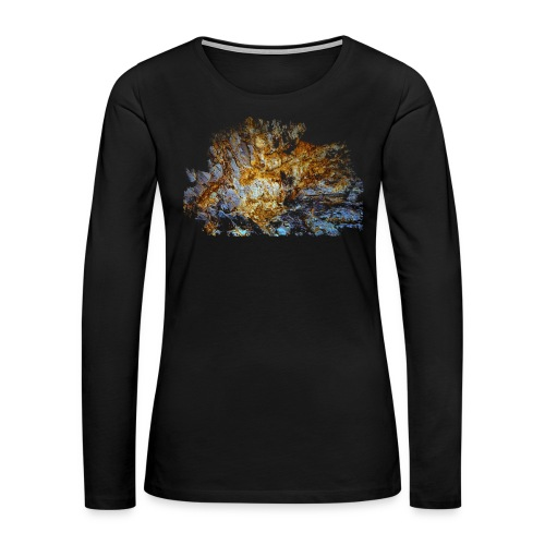 Cave - Women's Premium Long Sleeve T-Shirt