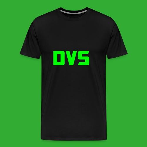 DVS Gaming Beanie Glow in the Dark - Men's Premium T-Shirt