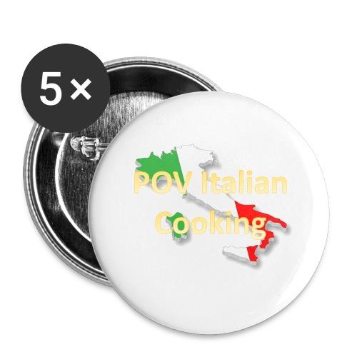 POV Italian iPhone 6 Rubber Case - Small Buttons