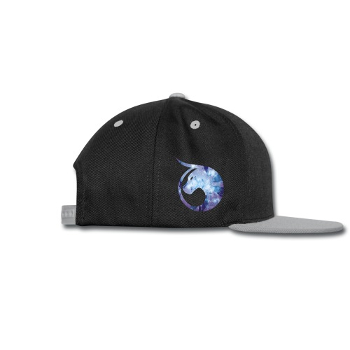 Taurus Cosmo Mug Black - Snap-back Baseball Cap