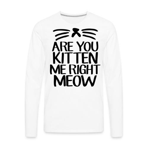 AYKM - Men's Premium Long Sleeve T-Shirt