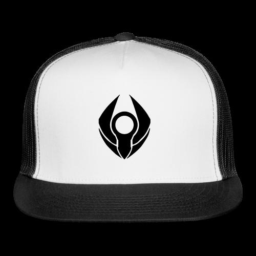 RevolvePC T-Shirt for Guys (Black Logo) - Trucker Cap