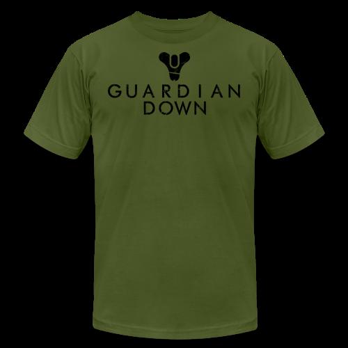 Guardian Down - Men's  Jersey T-Shirt
