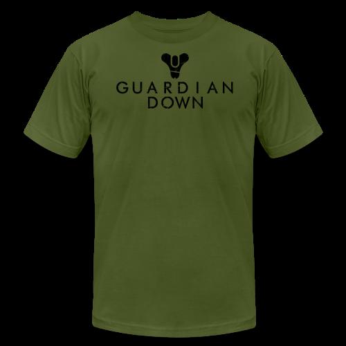 Guardian Down - Men's Fine Jersey T-Shirt