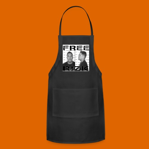Free Rizk TEE - Adjustable Apron