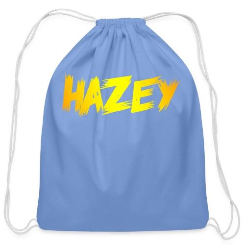 Hazey Limited Edition T-Shirt - Cotton Drawstring Bag