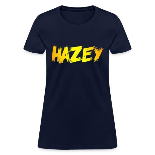 Hazey Limited Edition T-Shirt - Women's T-Shirt