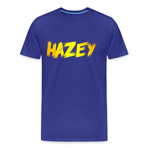 Hazey Limited Edition T-Shirt - Men's Premium T-Shirt