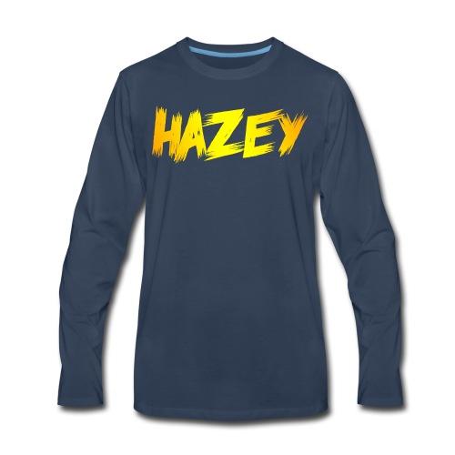 Hazey Limited Edition T-Shirt - Men's Premium Long Sleeve T-Shirt