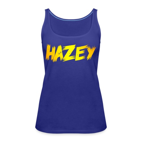 Hazey Limited Edition T-Shirt - Women's Premium Tank Top