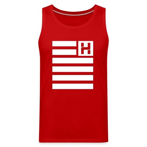 Hoodie Hazey Flag - Men's Premium Tank