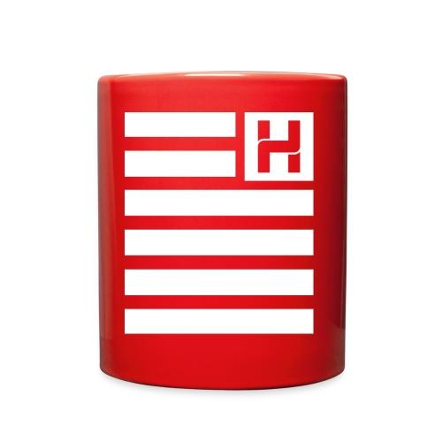 Hoodie Hazey Flag - Full Color Mug