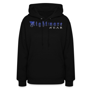 Nightmare Wear Logo - Women's Hoodie