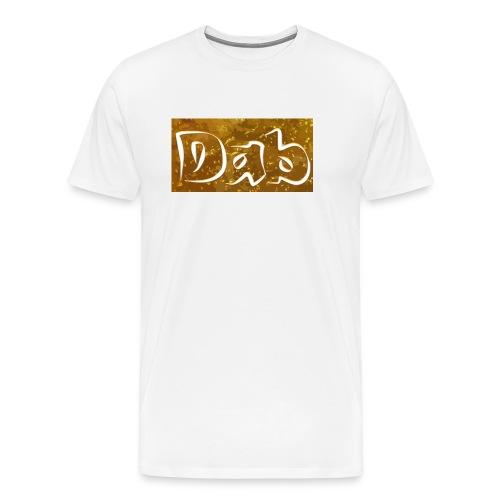 Dab Raglan - Men's Premium T-Shirt