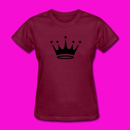 crown tank top  - Women's T-Shirt