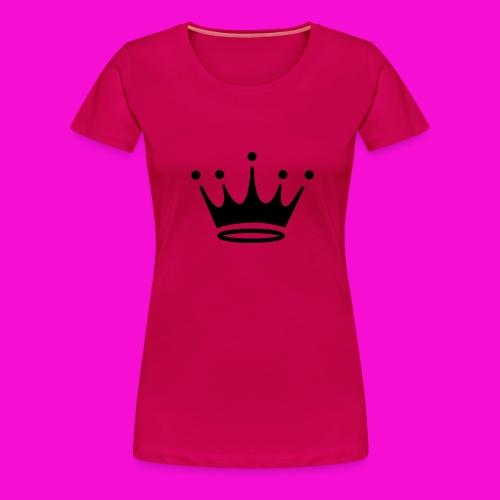 crown tank top  - Women's Premium T-Shirt