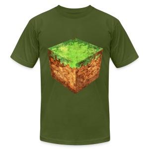 Minecrafter - Men's Fine Jersey T-Shirt