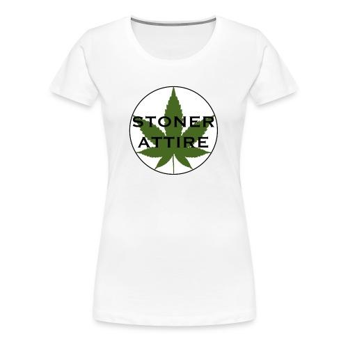 Female represent T - Women's Premium T-Shirt