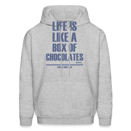 Forrest Gump - Box Of Chocolates - Men's Hoodie