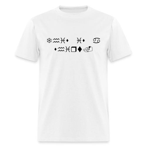 This is a shirt. - Men's T-Shirt