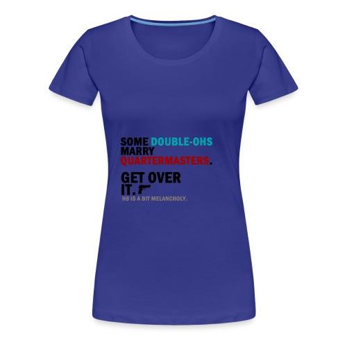 00Q Against H8 - Tote Bag - Women's Premium T-Shirt