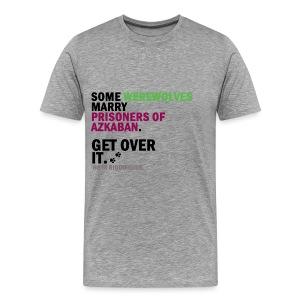 Wolfstar Against H8 - Crewneck - Men's Premium T-Shirt