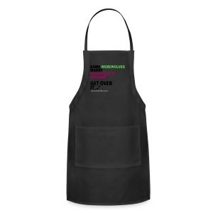Wolfstar Against H8 - Tote Bag - Adjustable Apron