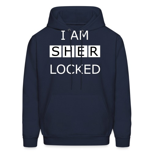 Sherlocked - Men's T-shirt - Men's Hoodie