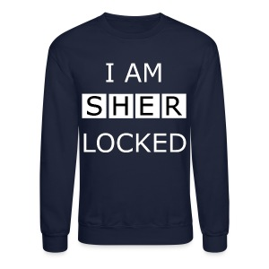 Sherlocked - Men's T-shirt - Crewneck Sweatshirt