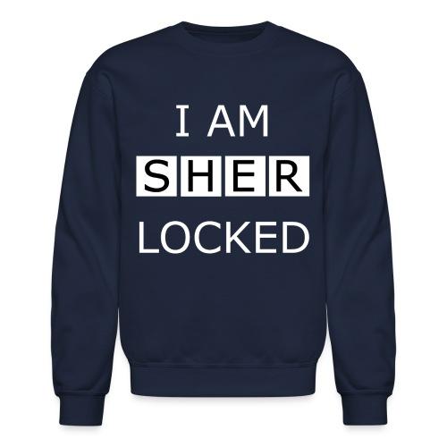 Sherlocked - Men's T-shirt - Crewneck Sweatshirt