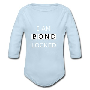 Bondlocked - Tote Bag - Long Sleeve Baby Bodysuit