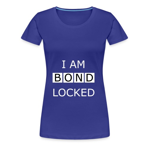 Bondlocked - Tote Bag - Women's Premium T-Shirt