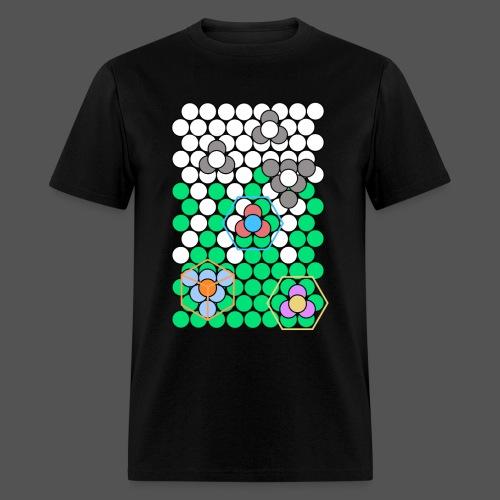 Crystal Lattice - Men's T-Shirt