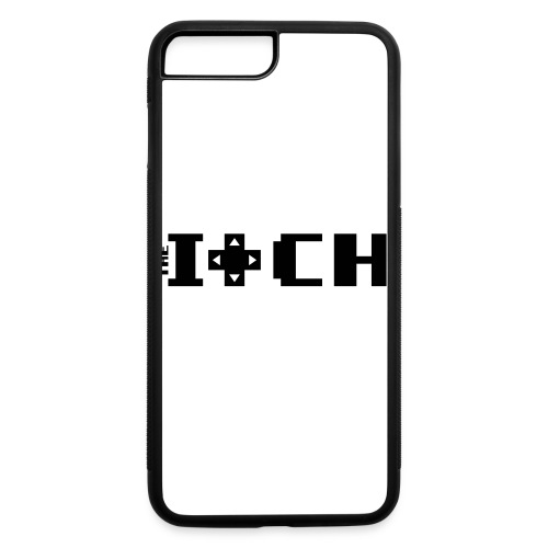 The Itch Coffee Mug Large Print - iPhone 7 Plus/8 Plus Rubber Case