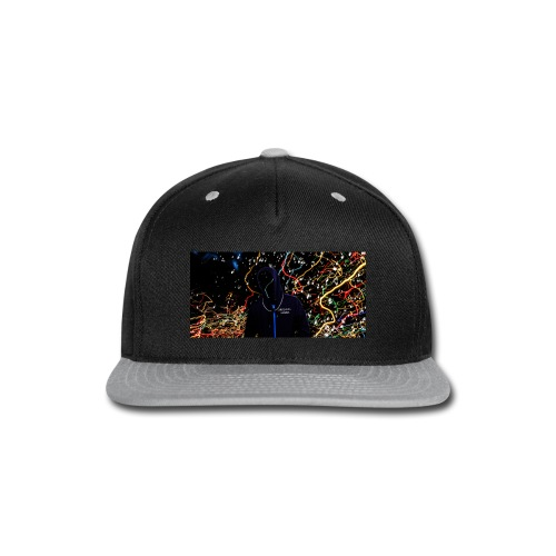 Long Plays - Snap-back Baseball Cap