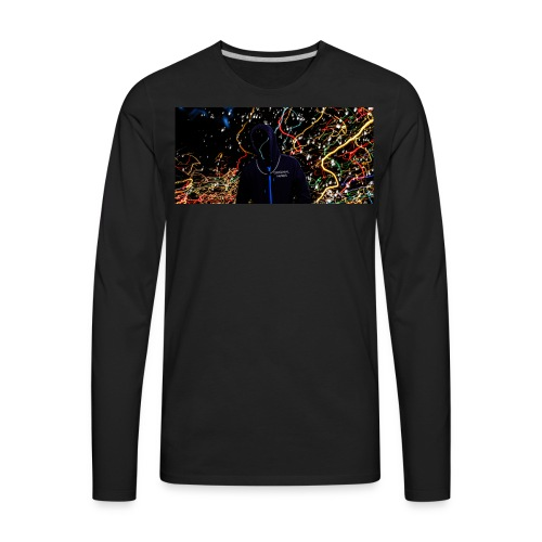 Long Plays - Men's Premium Long Sleeve T-Shirt