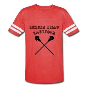 DUNBAR Beacon Hills Lacrosse - Men's Hoodie - Vintage Sport T-Shirt