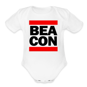 Beacon (Black Font) - Women's Hoodie - Short Sleeve Baby Bodysuit