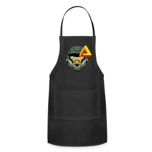 Simple gaming Hoodie - Adjustable Apron