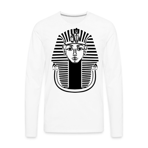 Kemetic Tshirt - Men's Premium Long Sleeve T-Shirt