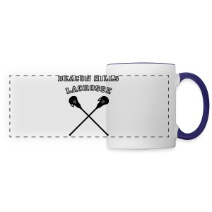 MCCALL Beacon Hills Lacrosse - Men's Hoodie - Panoramic Mug