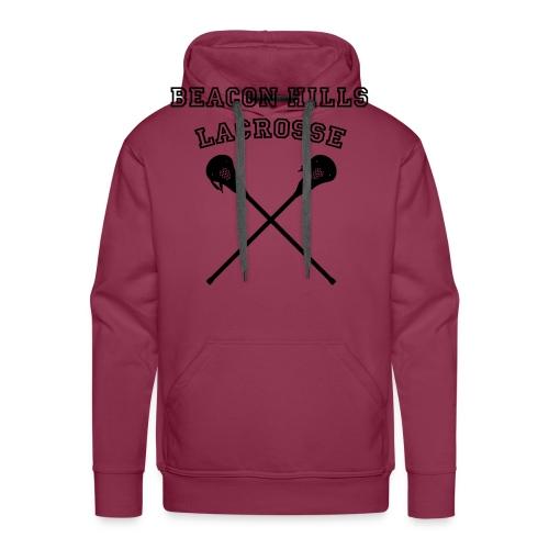 MCCALL Beacon Hills Lacrosse - Men's Hoodie - Men's Premium Hoodie